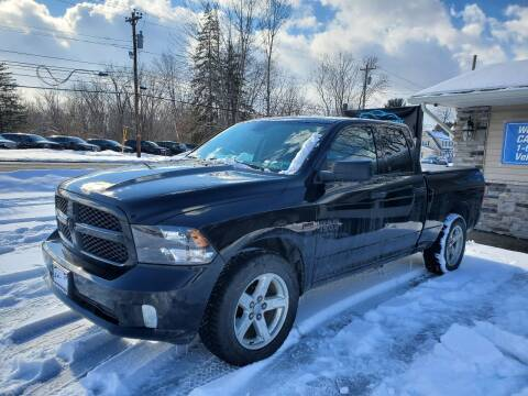 2014 RAM Ram Pickup 1500 for sale at AFFORDABLE IMPORTS in New Hampton NY