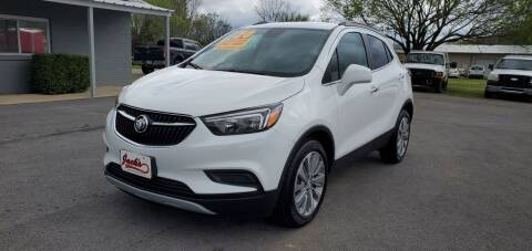 2020 Buick Encore for sale at Jacks Auto Sales in Mountain Home AR