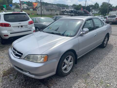 1999 Acura TL for sale at Trocci's Auto Sales in West Pittsburg PA