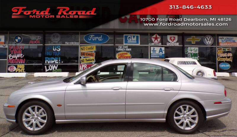 2000 Jaguar S-Type for sale at Ford Road Motor Sales in Dearborn MI