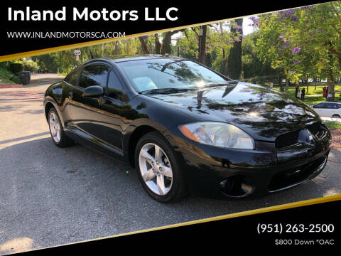 2006 Mitsubishi Eclipse for sale at Inland Motors LLC in Riverside CA