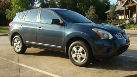 2013 Nissan Rogue for sale at Red Rock Auto LLC in Oklahoma City OK