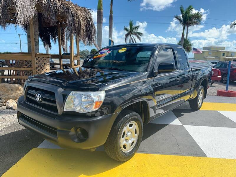 2008 Toyota Tacoma for sale at D&S Auto Sales, Inc in Melbourne FL