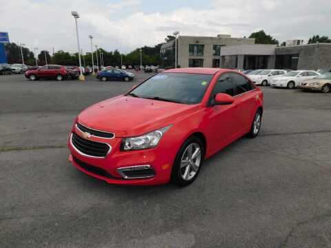2015 Chevrolet Cruze for sale at Paniagua Auto Mall in Dalton GA
