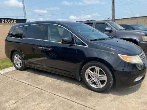 2011 Honda Odyssey for sale at Bobby Lafleur Auto Sales in Lake Charles LA