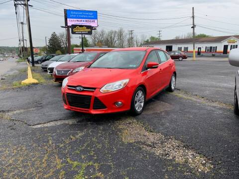 2012 Ford Focus for sale at Credit Connection Auto Sales Dover in Dover PA