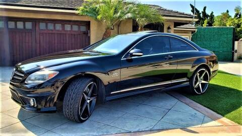 2008 Mercedes-Benz CL-Class for sale at STREET DESIGNS in Upland CA