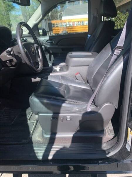 2014 Chevrolet Silverado 2500HD for sale at TTC AUTO OUTLET/TIM'S TRUCK CAPITAL & AUTO SALES INC ANNEX in Epsom NH