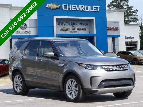 2017 Land Rover Discovery for sale at PHIL SMITH AUTOMOTIVE GROUP - SOUTHERN PINES GM in Southern Pines NC