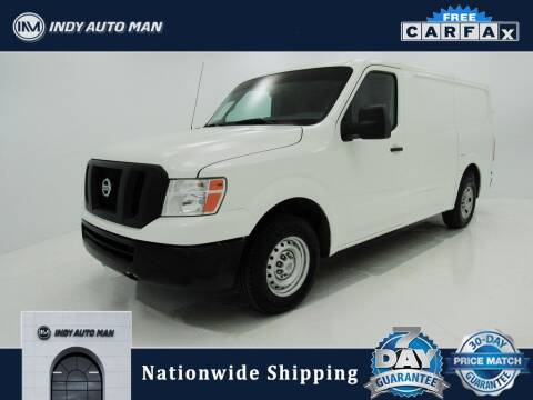 2016 Nissan NV Cargo for sale at INDY AUTO MAN in Indianapolis IN