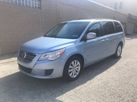 2012 Volkswagen Routan for sale at MG Auto Sales in Pittsburgh PA
