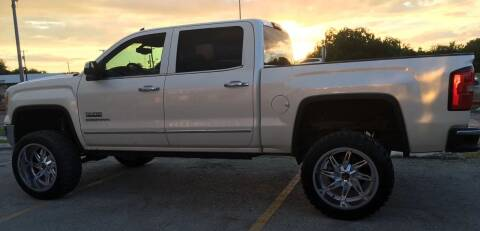 2014 GMC Sierra 1500 for sale at GTC Motors in San Antonio TX