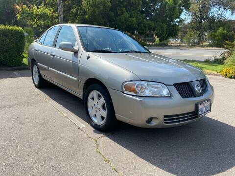 2006 Nissan Sentra for sale at The New Car Company in San Diego CA