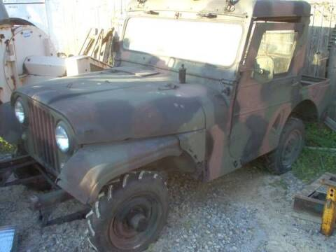1962 Willys Jeep for sale at Haggle Me Classics in Hobart IN