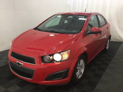 2012 Chevrolet Sonic for sale at DREWS AUTO SALES INTERNATIONAL BROKERAGE in Atlanta GA