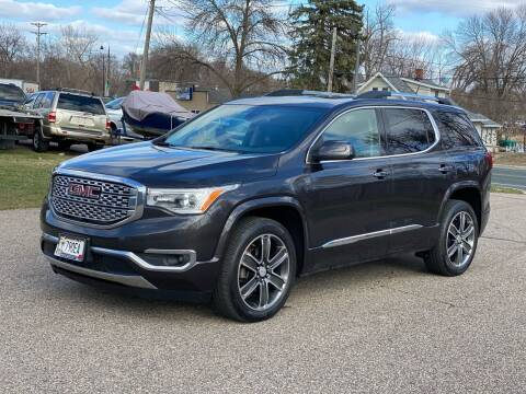 2017 GMC Acadia for sale at Tonka Auto & Truck in Mound MN