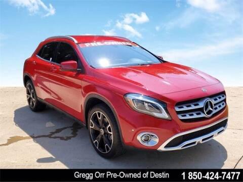 2019 Mercedes-Benz GLA for sale at Gregg Orr Pre-Owned of Destin in Destin FL