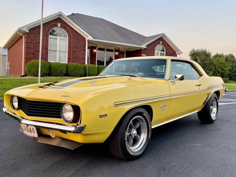 1969 Chevrolet Camaro for sale at HillView Motors in Shepherdsville KY