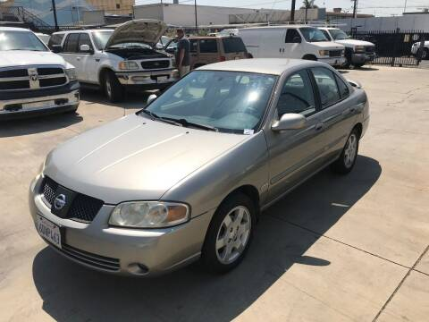 2006 Nissan Sentra for sale at OCEAN IMPORTS in Midway City CA