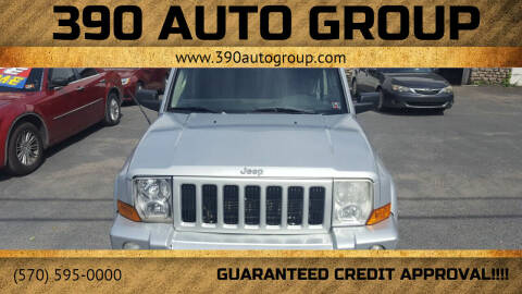 2006 Jeep Commander for sale at 390 Auto Group in Cresco PA