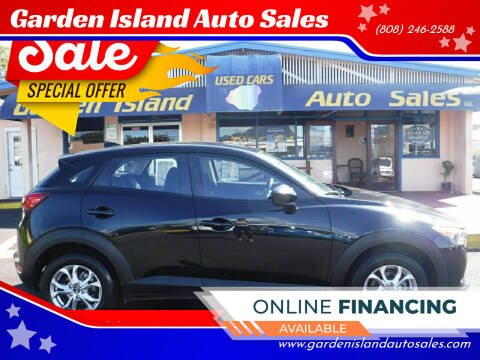 2018 Mazda CX-3 for sale at Garden Island Auto Sales in Lihue HI
