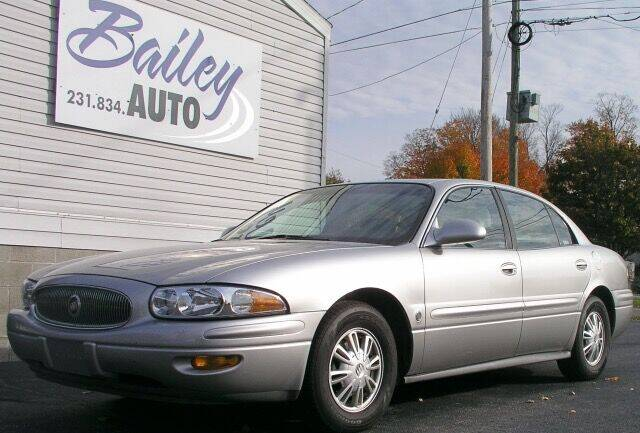 2005 Buick LeSabre for sale at Bailey Auto LLC in Bailey MI