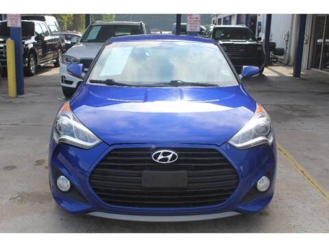 2015 Hyundai Veloster for sale at Inline Auto Sales in Fuquay Varina NC