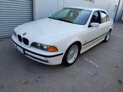 1998 BMW 5 Series for sale at Classic Car Deals in Cadillac MI