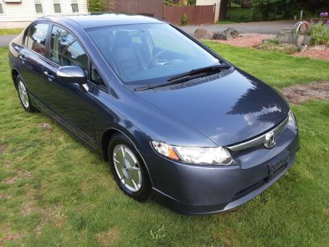 2006 Honda Civic for sale at METROPOLITAN MOTORS in Kirkland WA