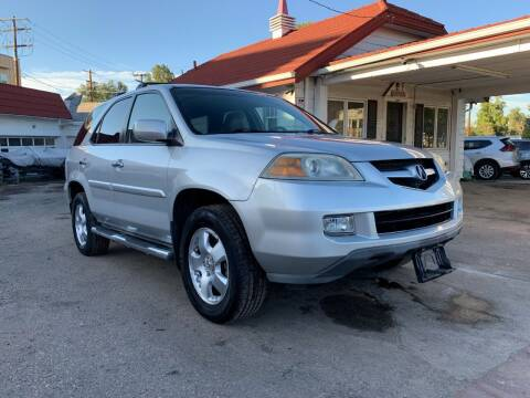 2006 Acura MDX for sale at STS Automotive - No-Show in Denver CO