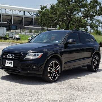 2017 Audi SQ5 for sale at EA Motorgroup in Austin TX