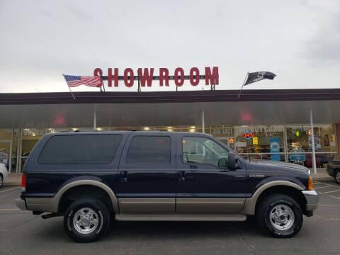 2001 Ford Excursion for sale at Premium Motors in Villa Park IL