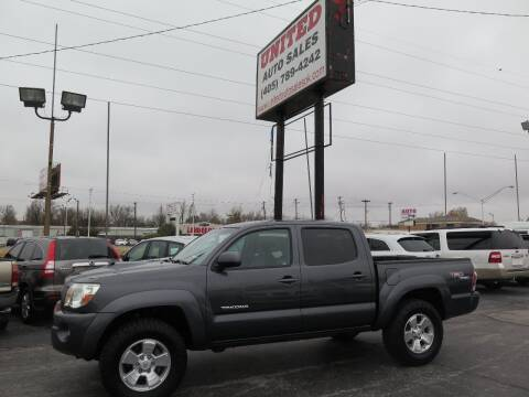 2009 Toyota Tacoma for sale at United Auto Sales in Oklahoma City OK