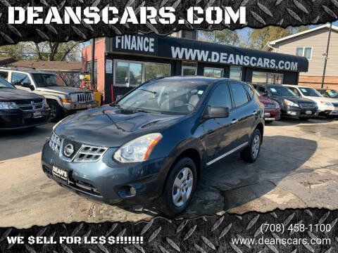 2012 Nissan Rogue for sale at DEANSCARS.COM in Bridgeview IL