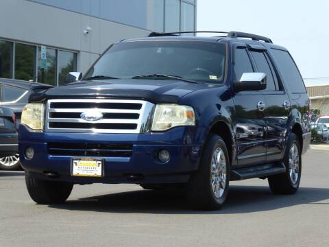 2008 Ford Expedition for sale at Loudoun Motor Cars in Chantilly VA