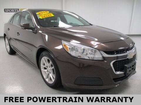 2015 Chevrolet Malibu for sale at Sports & Luxury Auto in Blue Springs MO