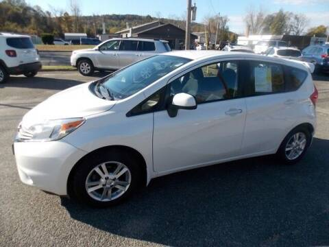 2014 Nissan Versa Note for sale at Bachettis Auto Sales in Sheffield MA