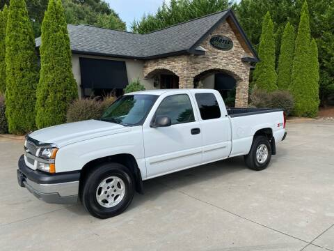 2003 Chevrolet Silverado 1500 for sale at Hoyle Auto Sales in Taylorsville NC