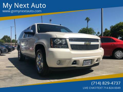 2010 Chevrolet Suburban for sale at My Next Auto in Anaheim CA