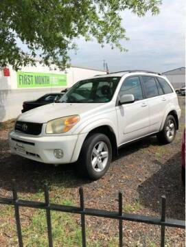 2005 Toyota RAV4 for sale at JTR Automotive Group in Cottage City MD