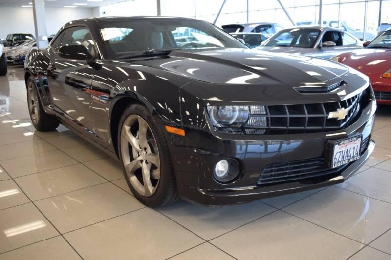 2013 Chevrolet Camaro for sale at Legend Auto in Sacramento CA