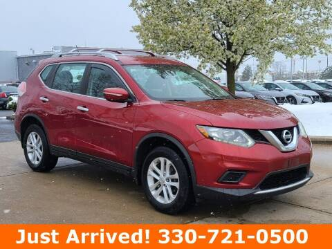 2015 Nissan Rogue for sale at Ken Ganley Nissan in Medina OH