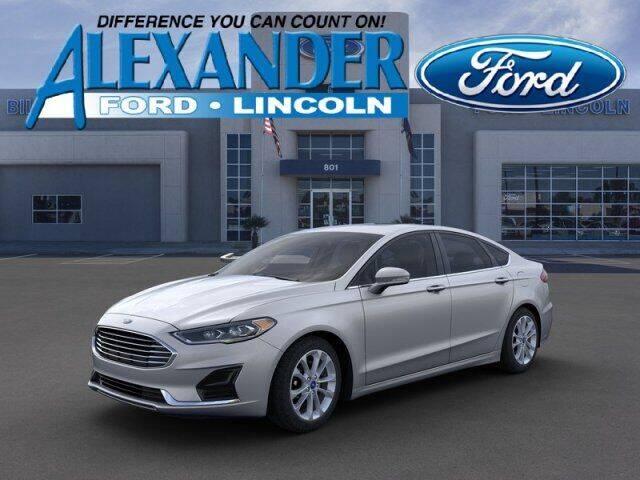 2020 Ford Fusion Hybrid for sale at Bill Alexander Ford Lincoln in Yuma AZ