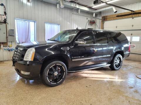 2007 Cadillac Escalade ESV for sale at Sand's Auto Sales in Cambridge MN