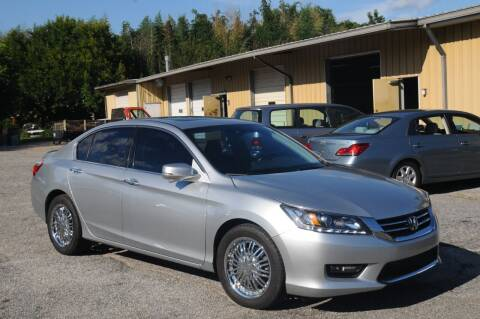 2014 Honda Accord for sale at RICHARDSON MOTORS USED CARS - Buy Here Pay Here in Anderson SC