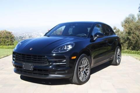 2019 Porsche Macan for sale at Auto Whiz in Rancho Palos Verdes CA