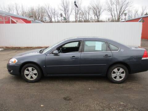 2008 Chevrolet Impala for sale at Chaddock Auto Sales in Rochester MN
