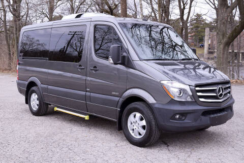 2016 Mercedes-Benz Sprinter Passenger for sale at Bill Dovell Motor Car in Columbus OH