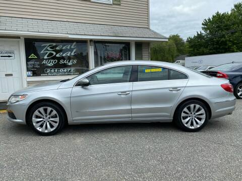 2011 Volkswagen CC for sale at Real Deal Auto Sales in Auburn ME