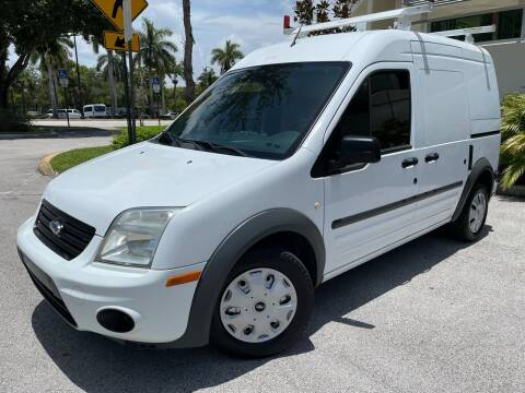 2010 Ford Transit Connect for sale at Car Net Auto Sales in Plantation FL